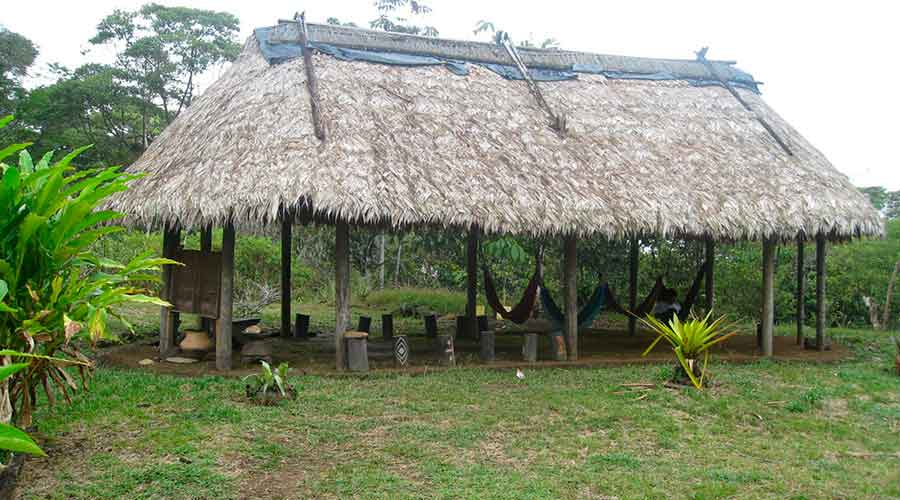 Accommodation and Meals Shuar Community