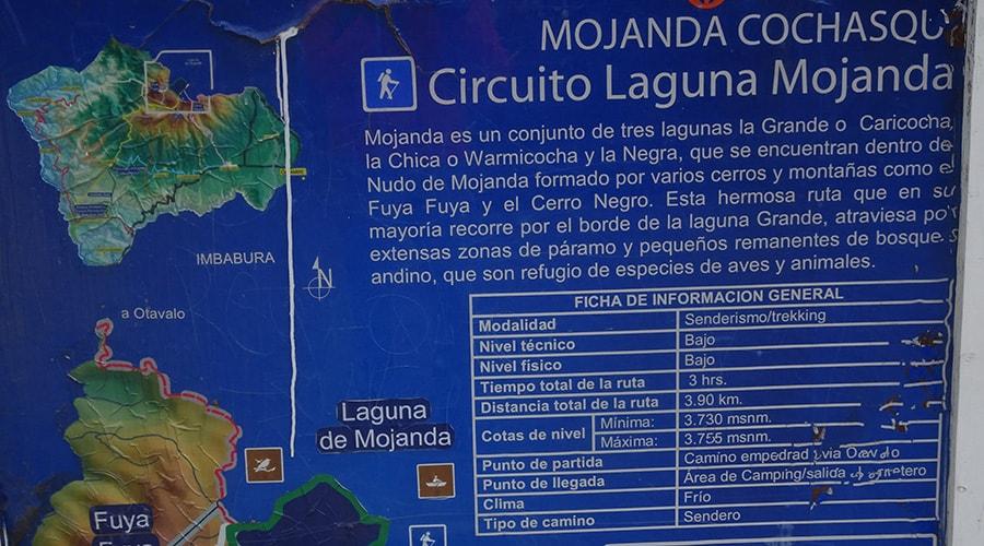 Mojanda Lagoon