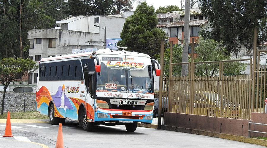 How To Get To Otavalo