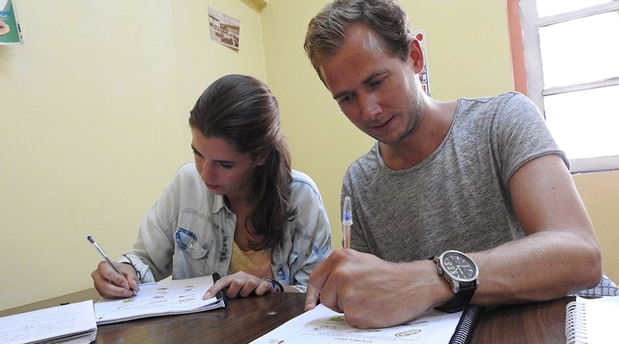 Our Spanish Courses in Quito